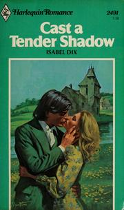 Cover of: Cast a Tender Shadow