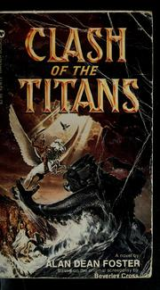 Cover of: Clash of the Titans: Novelization