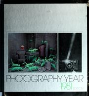 Cover of: Photography Year 1982/83 Edition