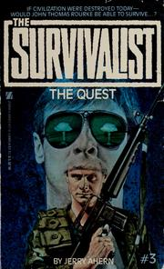 Cover of: The Quest (The Survivalist #3) | Jerry Ahern