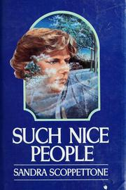 Cover of: Such nice people