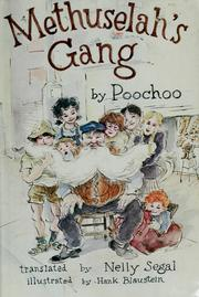 Cover of: Methuselah's gang