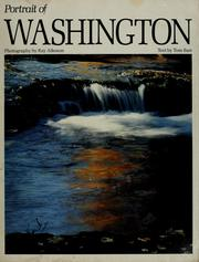 Cover of: Portrait of Washington | Ray Atkeson