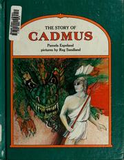 Cover of: The story of Cadmus
