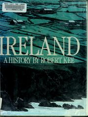 Cover of: Ireland, a history | Robert Kee
