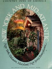 Cover of: New York and Mid-Atlantic | Peter Andrews