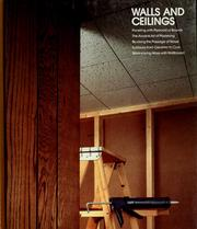 Cover of: Walls and ceilings | Time-Life Books