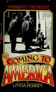 Cover of: Coming to America
