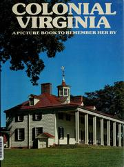 Colonial Virginia by