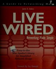 Cover of: Live wired | James K. Anders