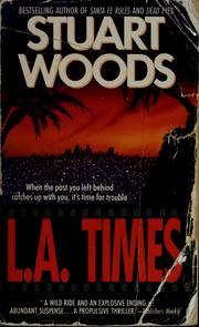 Cover of: L.A. times | Stuart Woods