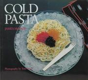Cover of: Cold pasta