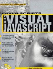 Cover of: Server Scripts With Visual Javascript (Hands-on Web Development) | Dan Rahmel