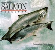 Cover of: James McNair's salmon cookbook