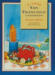 Cover of: A little San Francisco cookbook