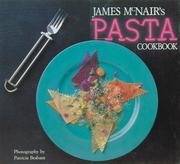 Cover of: James McNair's pasta cookbook