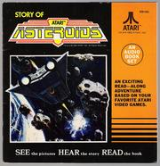The Story of Atari Asteroids by Kid Stuff Publishing, John Braden