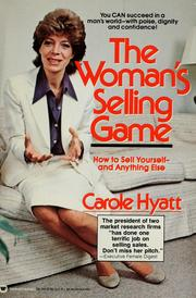 Cover of: The woman's selling game