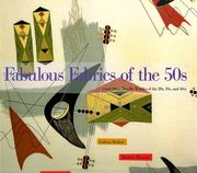 Cover of: Fabulous fabrics of the 50s