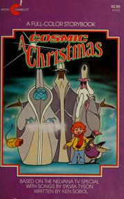 Cover of: A cosmic Christmas by Ken Sobol