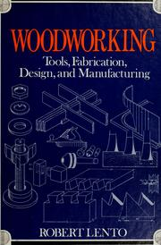 Cover of: Woodworking