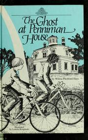 Cover of: The ghost at Penniman House | Wilma Pitchford Hays