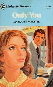 Cover of: Only You by Margaret Pargeter