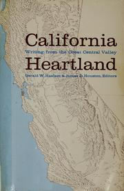 Cover of: California heartland: writing from the Great Central Valley
