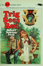 Cover of: Trig sees red