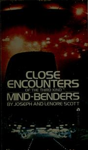 Cover of: Close Encounters of the Third Kind Mind-Benders | Henry Joseph Scott