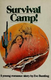 Cover of: Survival camp!