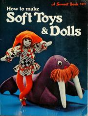 Cover of: Soft toys & dolls |