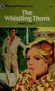 Cover of: The Whistling Thorn