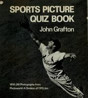 Cover of: Sports picture quiz book