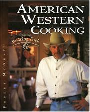 Cover of: American Western Cooking | Robert McGrath