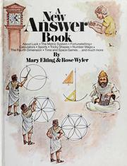 Cover of: A new answer book | Mary Elting