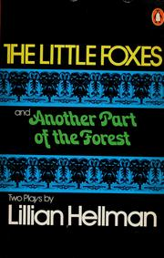 Cover of: The little foxes and Another part of the forest