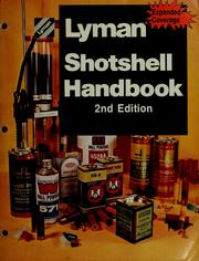 Cover of: Lyman shotshell handbook |