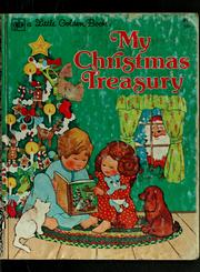 Cover of: My Christmas Treasury