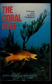 Cover of: The coral reef | Jerry Greenberg