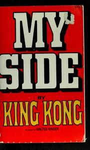 Cover of: My side