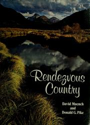 Cover of: Rendezvous country | David Muench