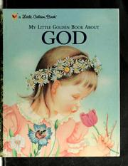 Cover of: My little Golden book about God