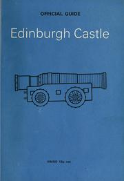 Cover of: Edinburgh Castle | J. S. Richardson