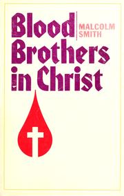 Cover of: Blood brothers in Christ