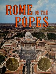 Cover of: Rome of the popes | Leonardo B. Dal Maso
