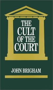 Cover of: The Cult of the Court