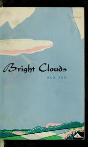 Cover of: Bright clouds