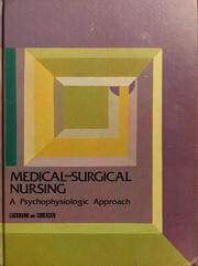 Cover of: Medical-surgical nursing | Joan Luckmann
