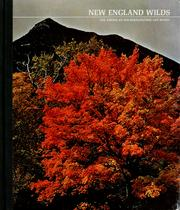 Cover of: New England wilds